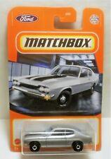 MATCHBOX 2021 1970 FORD CAPRI NEW MODEL 18/100 MINT ON CARD