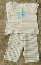 StarFish Motif Pajamas - Age 5-6 Years from Mothercare