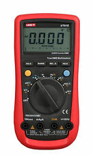 H● UNI-T UT61E AC/DC Modern Digital Auto Ranging Multimeters True RMS