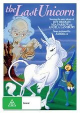 THE LAST UNICORN - C LASSIC KIDS  NEW & SEALED DVD