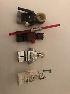 Lego Minifigure Bundle Star Wars
