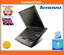 Portátil Lenovo X200s, Core 2 Duo 1.86Ghz 2GB Ram 160GB HDD, Win 7, Ref 1