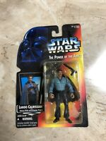 Star Wars Action Figure Lando Calrissian The Power Of The Force Action Figure