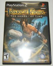 PS2 PRINCE OF PERSIA The Sands of Time Video Game