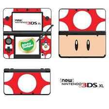 Mario Toad in Vinile Adesivo Della Pelle Per NUOVE Nintendo 3ds XL (con Stick C)