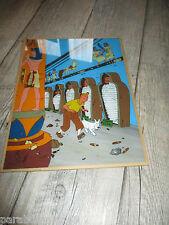 Vente Tintin-Ancien cadre les cigares du pharaon