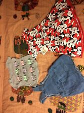 3-4 T spring/summer lot of girl's shoes&clothing ALL MINNIE MOUSE