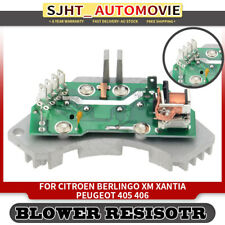 Blower Motor Resistor for Citroen Berlingo Xantia Peugeot 405 406 Turbo 644178