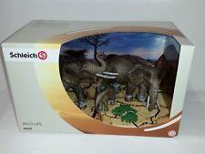 Schleich®  42337 Wild Life - AFRIKANISCHE ELEFANTENFAMILIE - OVP / NEU