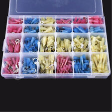 480 pcs Heat Wire Shrink Wire connectors Heat Shrink Tube Insulation Shrinkable