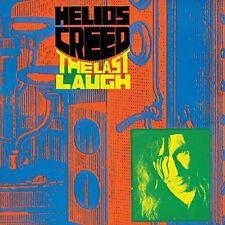 HELIOS CREED - THE LAST LAUGH ORANGENES VINYL  VINYL LP NEU