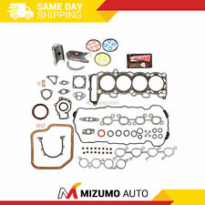 Engine Re-Ring Kit Fit 91-94 Nissan NX Sentra Infiniti 2.0 SR20DE