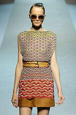 Missoni Knitted Top/Blouse SZ 48 = US 12 (Fits M-L) - NWT