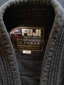 Fuji Kids Brazilian BJJ Jiu-Jitsu GI Size C1