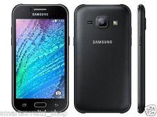 NEU Samsung Galaxy J1 SM-J100H Blau Schwarz (Entsperrt) Smartphone Android