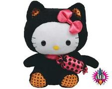 BRAND NEW HELLO KITTY TY WILDCAT BEANIE BABIES PLUSH SOFT TOY NEW WITH TAGS