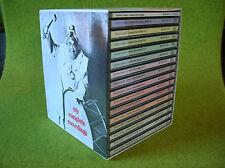 INTEGRALE ENRICO CARUSO EN 15 CD AVEC LIVRET EDITE PAR BAYER DACAPO en 1990