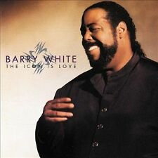 The Icon Is Love by Barry White (Digital DownLoad, Oct-1994, A&M (USA))
