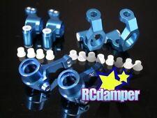 TEAM ASSOCIATED 31065-tc4 FT Bras de suspension support avant aluminium bleu vintage