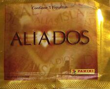 ALIADOS  25 ENVELOPES STICKER ARGETINA  BY PANINI