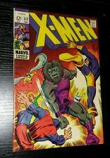 X-Men #53 8.0 1ST BARRY WINDSOR SMITH ART!!!! W/PLENTY OF PHOTOS TO REVIEW!!