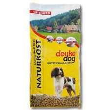 Deuka Chien Naturkost 15 kg Nourriture Agneau et Riz Anschlussfutter sans Gluten