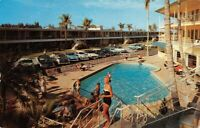 Azure Tides Hotel Court Lido Beach Sarasota Florida swimming pool