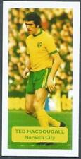 SCORE FOOTBALL LEAGUE STARS- SERIES 1-#22-NORWICH CITY & SCOTLAND-TED McDOUGALL