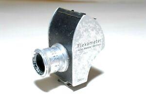 Kühn Flexameter Reflex Entfernungsmesser - vintage rangefinder (gebraucht)