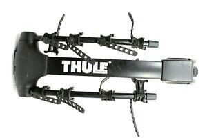 "COMPLETE THULE VERTEX 4 BIKE 1 & 1/4"" HITCH MOUNT BICYCLE RACK MODEL NO. 9029"