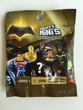 Batman V Superman Mighty Minis Series 1 Blind Bag Figure New Sealed DC Comics