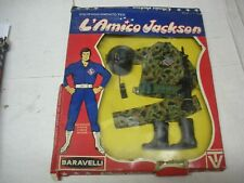 AMICO JACKSON OUTFIT US MARINE #1101 MEGO BARAVELLI MINT&COMPLETE IN C5 BOX 1971