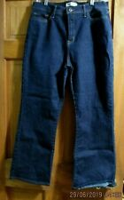 Levi's 512 Perfectly Slimming bootcut Womens Jeans 14 M, 32/32 Very good