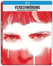Verschwörung [Blu-ray im Steelbook/NEU/OVP] Claire Foy nach Stieg Larsson