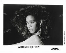 WHITNEY HOUSTON Gorgeous ORIGINAL Arista Publicity Photo