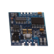 Industrial TTL To RS485 Module RS485 To TTL Serial UART With Isolation 3V-5.5V