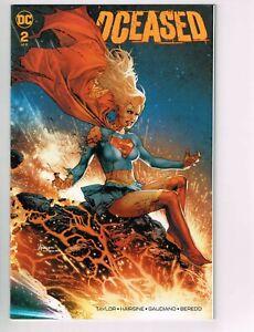 DCeased 2 Jay Anacleto Supergirl Exclusive Variant NM DC Batman who laughs BWL
