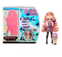 L.O.L. Surprise!  570264E7C O.M.G. Winter Chill Big Wig Fashion Doll & Madame