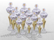 12er Pokalserie Pokale StarLight mit Gravur günstige preiswerte Pokale kaufen
