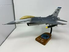 Vietnam Pilot Personalized Wooden Plane Model 35th Tactical Fighter First to