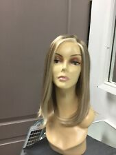 Bobbi Boss ESCARA ATHENA Long Lace Front Straight Synthetic Wig, T8/1622 Blondes