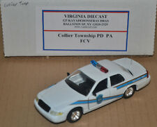 ROAD CHAMPS - CUSTOM CODE 3 - FORD CROWN VICTORIA - COLLIER TOWNSHIP PD POLICE