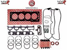 VAUXHALL ASTRA / ZAFIRA VXR 2.0T HEAD GASKET SET + BOLTS AND PISTON RINGS @ STD