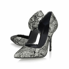 Kurt Geiger Stiletto Textile Heels for Women