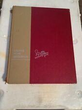 Antique vintage book- Creative Home Decorating -Rockow 1946