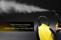 Techtongda Steam Cleaner Car Wash Floor Carpet Steam Cleaning Machine 110V