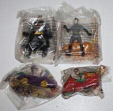 McDonald's MC DONALD'S HAPPY MEAL - 1993 DC Batman Serie completa