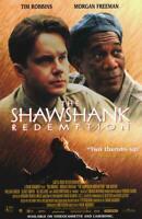 The Shawshank Redemption Movie POSTER 11 x 17 Tim Robbins, Morgan Freeman, B