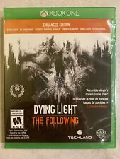 NEW Dying Light The Following XBox One Enhances Edition SEALED Canada