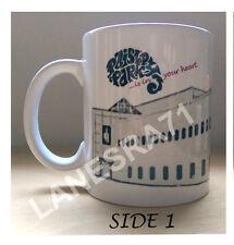 *NEW* PRINCE Paisley Park Studio UNIQUE ART DESIGN White Coffee Mug
